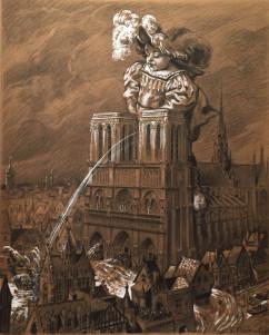 Gargantua à Paris